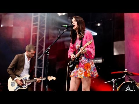 Wolf Alice - Moaning Lisa Smile at Glastonbury 2014