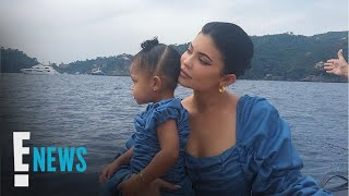 Kylie Jenner & Stormi Show Amore on Italian Vacation | E! News