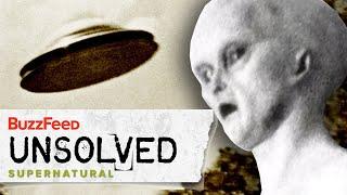 Roswell's Bizarre UFO Crash