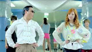Psy - Gangnam Style Official Music Video [HD]