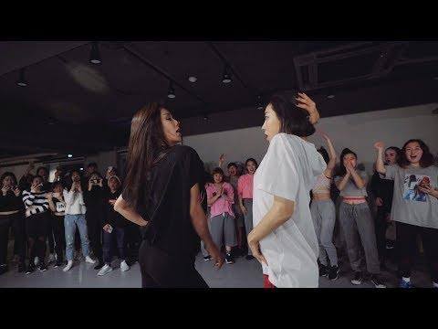 [Dance Practice] 엄정화 Uhm Jung Hwa, 리아킴 Lia Kim - Ending Credit