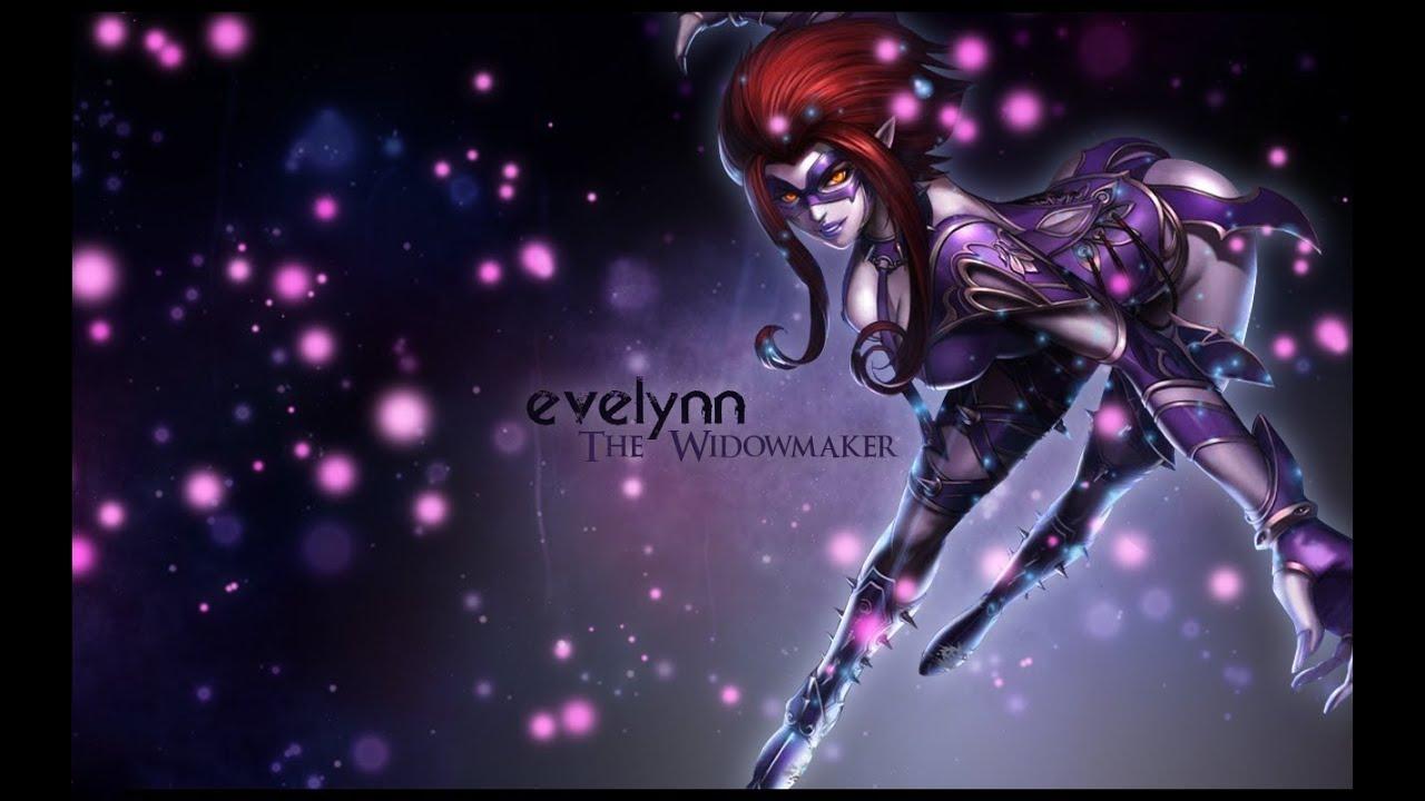 [CZ BF] | League of Legends - Masquerade Evelynn Kills #3 ...