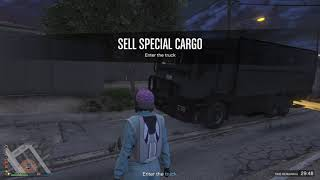 Grand Theft Auto V Not Getting X2 $$ For Specialty Item