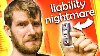My doorbell may shock you… - Ubiquiti G4 Doorbell