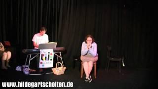 Hildegart Scholten: Angst vor der Liebe, mit Manuel Wolff