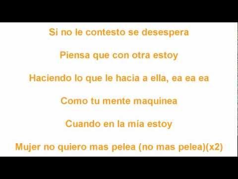Si No Le Contesto - Plan B - YMP (Official Lyrics) HD