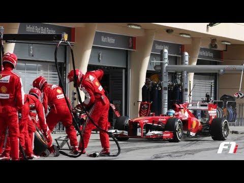 Formule 1   ( saison 2013 et saisons précédentes ) - cover