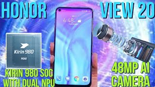 Honor View 20 , 48MP AI camera , honor v20 specs   , honnor new smartphone - YouTube