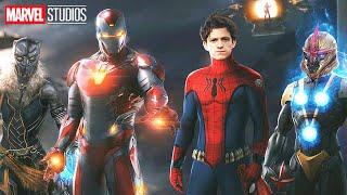 Marvel Phase 4 New Avengers Announcement Breakdown and Easter Eggs