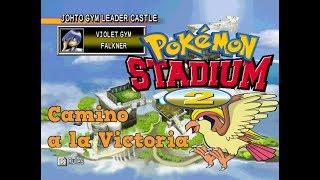 Pokemon Stadium 2 | Camino a la Victoria! Batalla vs Falkner