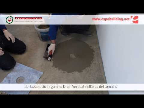 impermeabilizzazione muri doccia