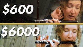 Can You Hear the Difference Between a Cheap and Expensive Piccolo?