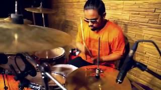 Cut your teeth Kygo ft. Kyla Grande Drum cover by Nishal Gohain