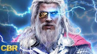 MCU's Three Thor's Of Love And Thunder