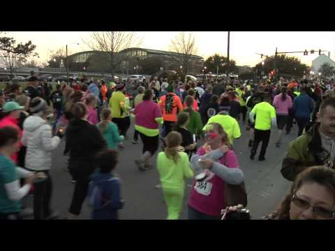 The First Great Glow Run comes to Historic New Bern