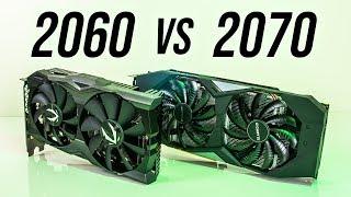 Nvidia RTX 2060 vs 2070 - Benchmarks & Comparisons
