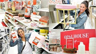 TARGET SHOP WITH ME! SPRING 2018! OPALHOUSE, PROJECT 62, HEARTH & HAND!
