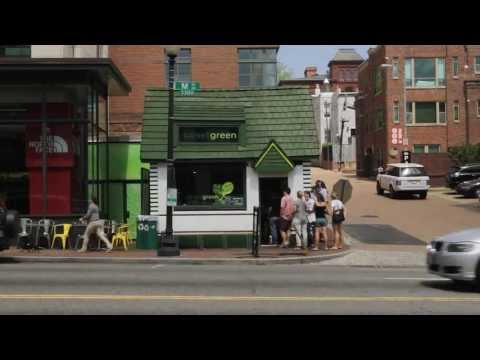 the sweetgreen story