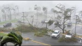 HURRICANE  MICHAEL CATEGORY 4 | Storm Disaster in Mexico Beach