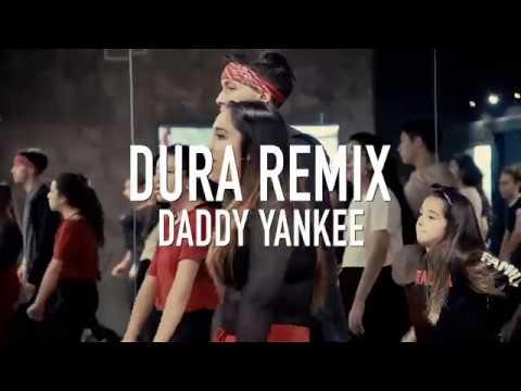 DURA (REMIX) - DADDY YANKEE | Choreography By Fran Madariaga & José Ignacio
