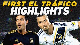 LA Galaxy 4-3 LAFC   Zlatan's Debut Sparks Incredible Comeback   MLS Classics Highlights