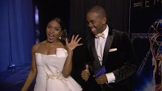 70th Emmy Awards: Backstage LIVE! with Angela Bassett