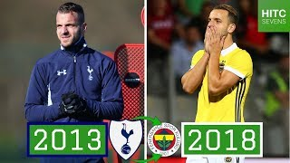 7 Tottenham Signings After Gareth Bale's Sale: Where Are They Now?