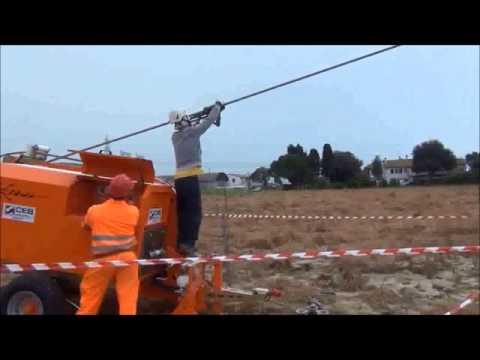 Hydraulic puller   tensioner