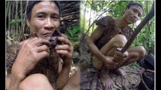 Bố mang con 2 tuổi vào rừng tránh bom, 40 năm sau sốc nặng khi họ quay về với ngoại hình như Tarzan