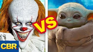 Pennywise vs Baby Yoda: Who Would Win?