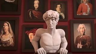 """CGI Animated Short Film HD """"The D in David """" by Michelle Yi and Yaron Farkash   CGMeetup"""