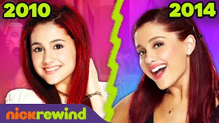 Ariana Grande Through the Years 👯‍♀️ Evolution from Victorious to Sam & Cat