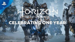 Horizon Zero Dawn - Un Anno dopo