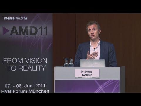 Vortrag: The Video Decade - Potential und Zukunft des Bewegtbilds