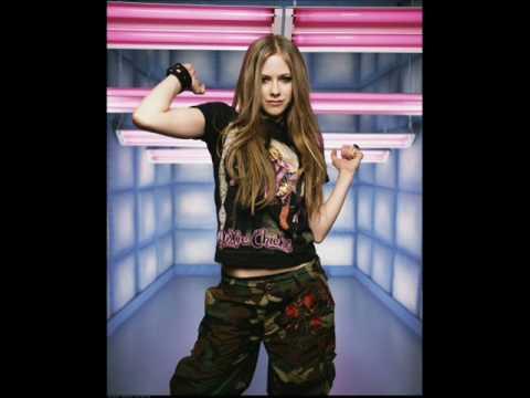 Naked Cifrada - Avril Lavigne -