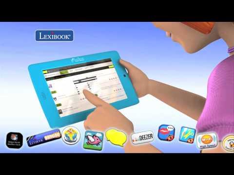 Lexibook Tablet Infantil