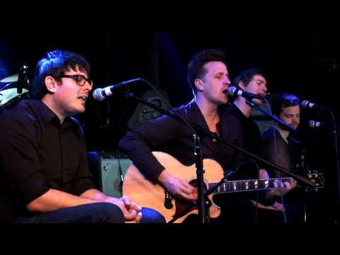 The Futureheads - The Beginning Of The Twist - Live On Fearless Music HD