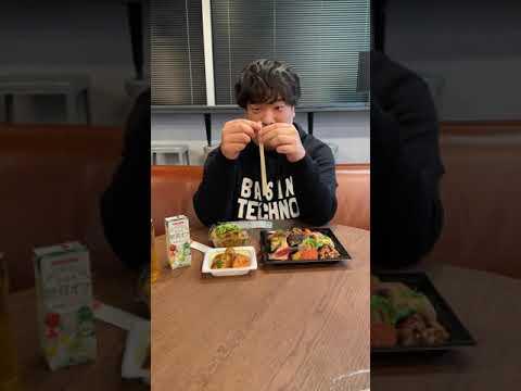 岡崎体育とバーチャル食事デート体験②