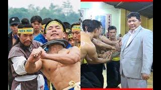 Cao thủ võ Việt trả lời thực hư màn khí công 'điện xẹt' của Huỳnh Tuấn Kiệt - Nam Huỳnh Đạo