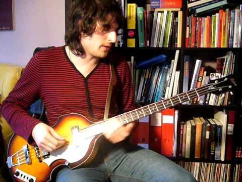 paul mccartney h fner bass sound test youtube. Black Bedroom Furniture Sets. Home Design Ideas