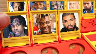 Guess Who: Rappers Edition