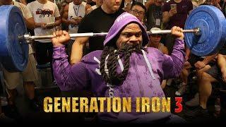 Generation Iron 3 - Kai Greene Official Trailer (HD) | Bodybuilding Movie
