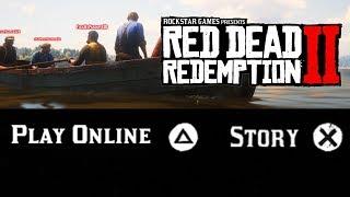 Red Dead Redemption 2 Online Multiplayer Release Date! Details and Information! (Red Dead Online)