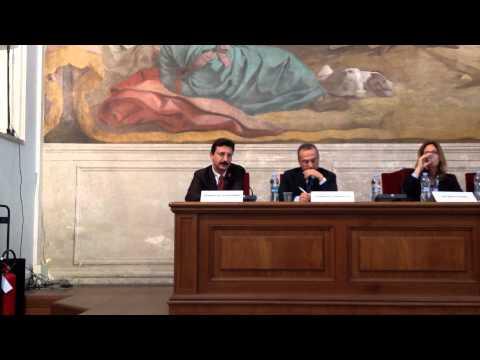 Rodano (AdM) al convegno 'la sostenibilità del gioco pubblico'