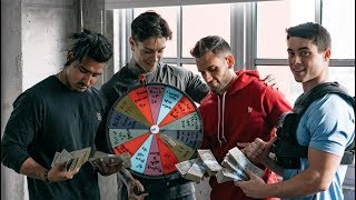 SPIN TO WIN $1000 OR... (THENX CHALLENGE)