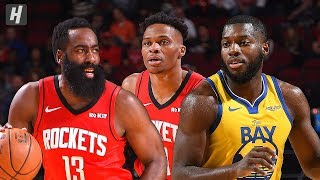 Golden State Warriors vs Houston Rockets - Full Game Highlights | November 6 | 2019-20 NBA Season