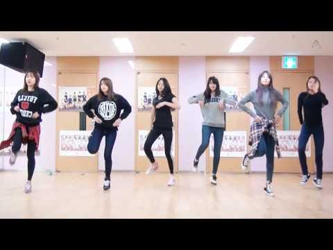 Apink - LUV - mirrored dance practice video - 에이핑크 러브 안무 연습 영상