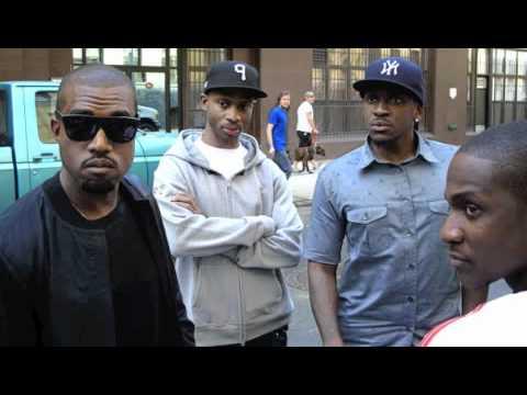Clipse feat. Kanye West - Kinda Like a Big Deal