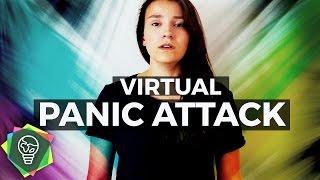 A Virtual Panic Attack | New Age Creators
