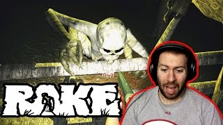 Rake Multiplayer Part 1: HE'S CLIMBIN' IN YO WINDOWS!!!!